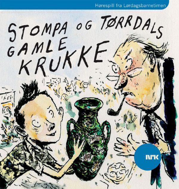 Lydbok - Stompa og Tørrdals gamle krukke-