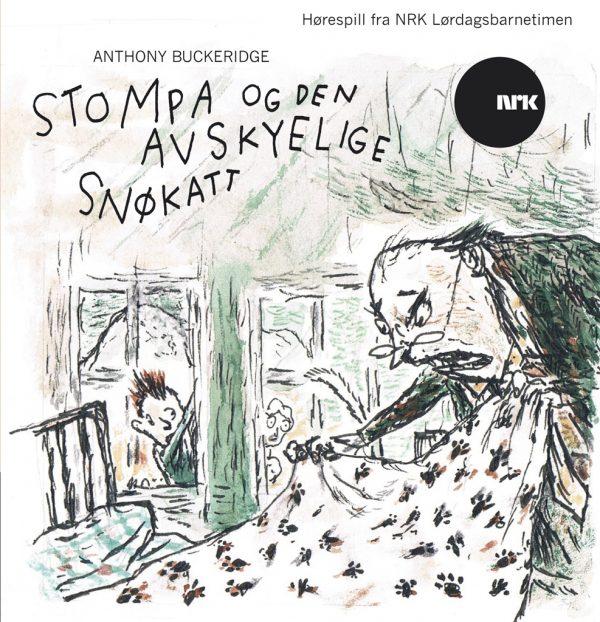 Lydbok - Stompa og den avskyelige snøkatt-