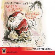 Lydbok - Svein og rotta feirer jul på landet-