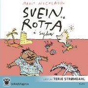 Lydbok - Svein og rotta i syden-