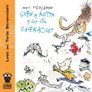 Lydbok - Svein og rotta og gavekaoset-