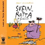 Lydbok - Svein og rotta på feriekoloni-