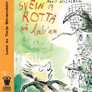 Lydbok - Svein og rotta på lab'en-