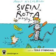 Lydbok - Svein og rotta på rafting-
