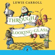 Lydbok - Through the Looking Glass and What Alice Found There-Lewis Carroll