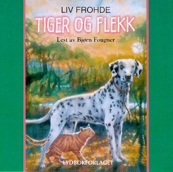 Lydbok - Tiger og Flekk-