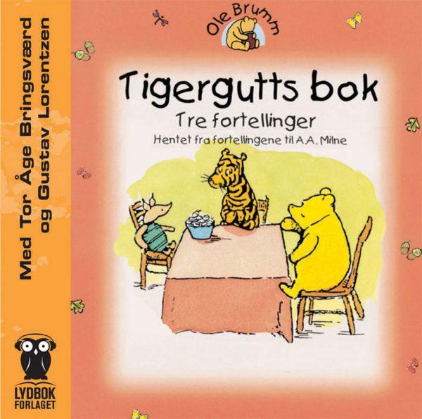 Lydbok - Tigergutts bok-