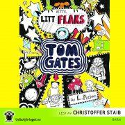 Lydbok - Tom Gates: Bitte litt flaks-