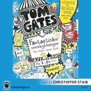 Lydbok - Tom Gates: Fantastiske unnskyldninger (og masse annet kult)-