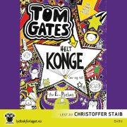 Lydbok - Tom Gates er helt konge (av og til)-