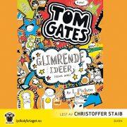 Lydbok - Tom Gates. Glimrende ideer (stort sett)-