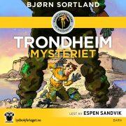 Lydbok - Trondheim-mysteriet-