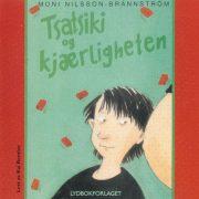 Lydbok - Tsatsiki og kjærligheten-