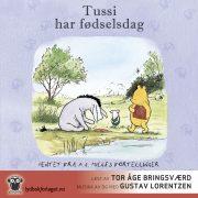 Lydbok - Tussi har fødselsdag-