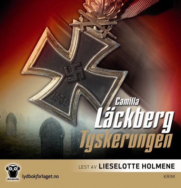 Lydbok - Tyskerungen-