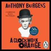Lydbok - A Clockwork Orange-Anthony Burgess