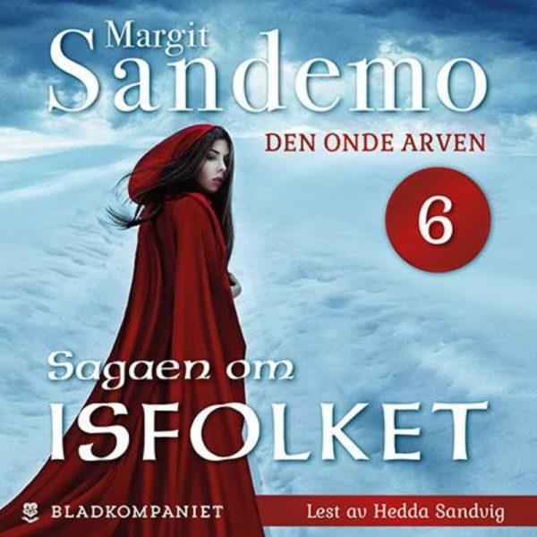 Lydbok - Den onde arven-Margit Sandemo