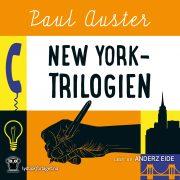 Lydbok - New York-trilogien-