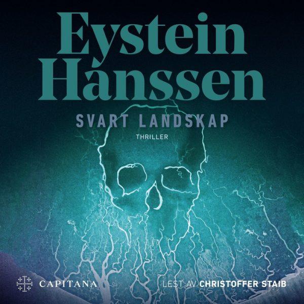 Lydbok - Svart landskap-Eystein Hanssen