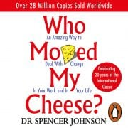 Lydbok - Who Moved My Cheese-Spencer Johnson