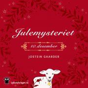 Lydbok - 10. desember-Jostein Gaarder