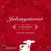 Lydbok - 5. desember-Jostein Gaarder